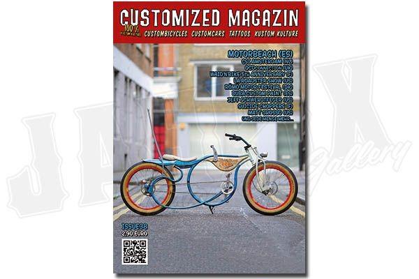 Customized Magazin numéro 38