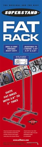 Présentoir SuperStand pour Fat Bikes