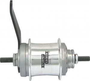 Sturmey Archer S2C Moyeu 2 vitesses Duomatic