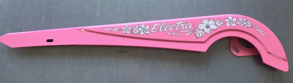 Protection chaîne original ELECTRA Coaster rose