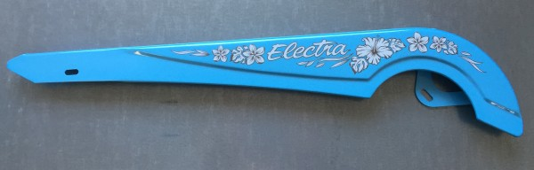 Protection chaîne original ELECTRA Hawaii bleu clair