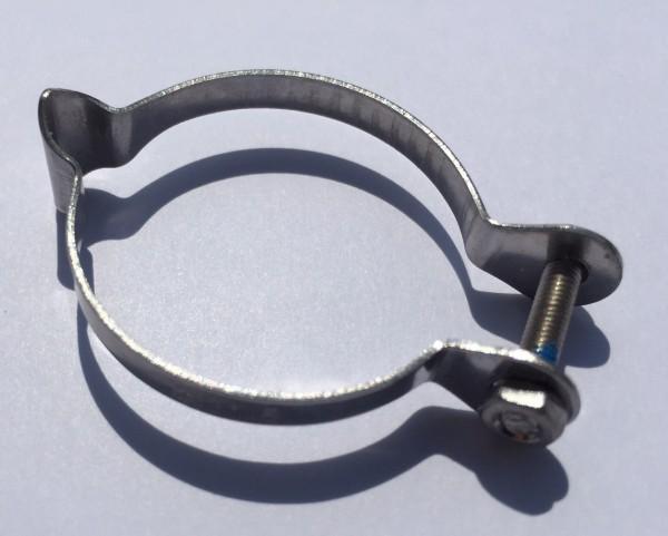 Serre-câble en inox ou frein pour 31,8 mm