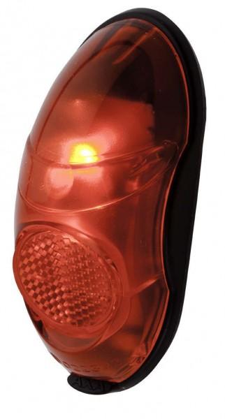 Feu arrière Retro LED rouge batterie