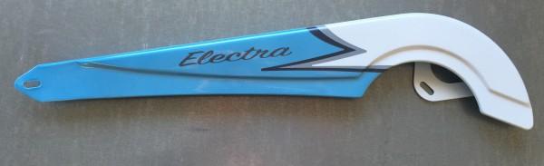 Protection chaîne original ELECTRA Coaster bleu blanc