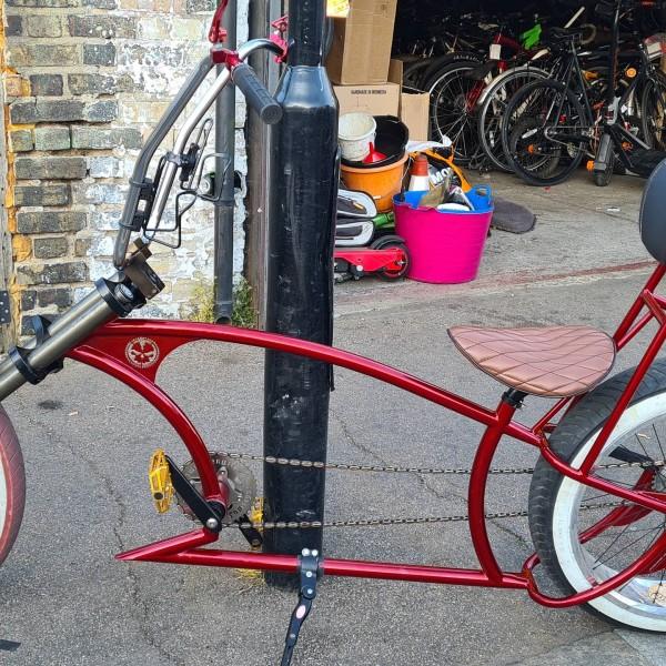 Selle vélo Board Tracker Marron