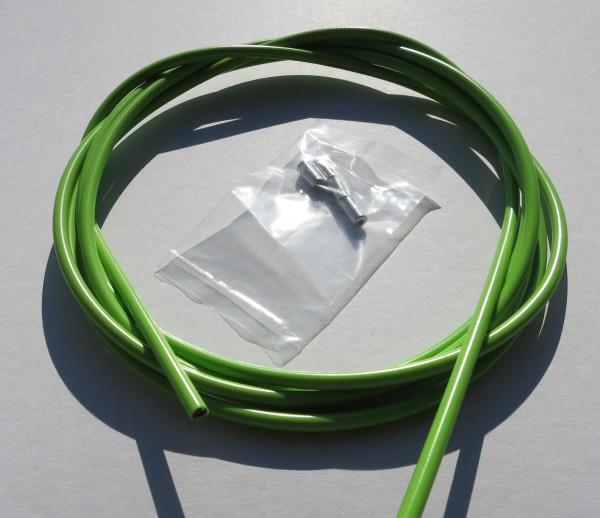 Câble externe Bowden, vert clair 2,50 x 5mm