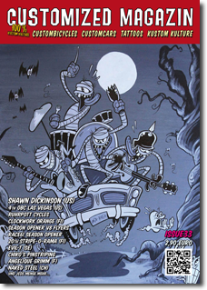 Customized Magazin numéro 33