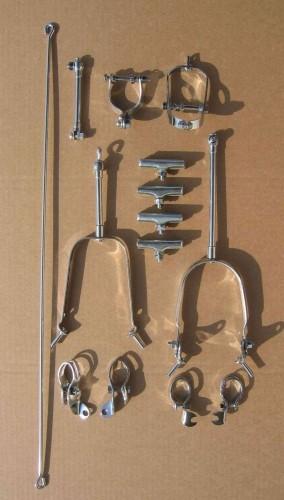 Kit de freins Roller - Levier - Freins Raleigh