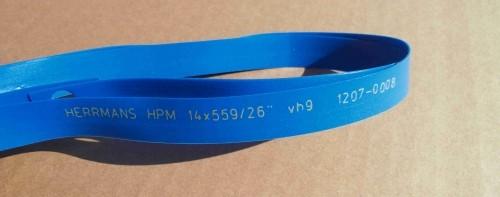 Ruban de jante haute pression Herrmans HPM 14x559 / 26 pouces