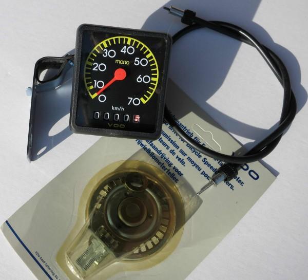 Classique VDO Compteur de vitesse Produit 1985/86