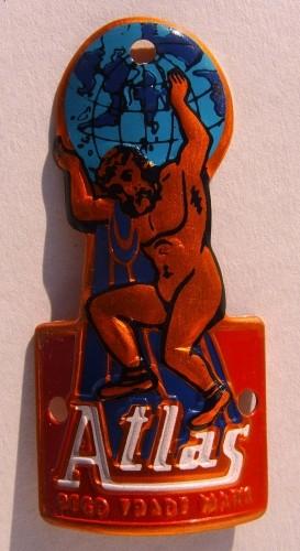 ATLAS Head Badge